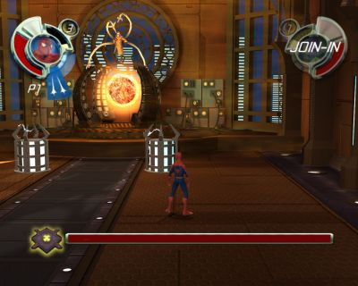 Spider-Man: Friend or Foe Windows Dr. Octopus, main level boss