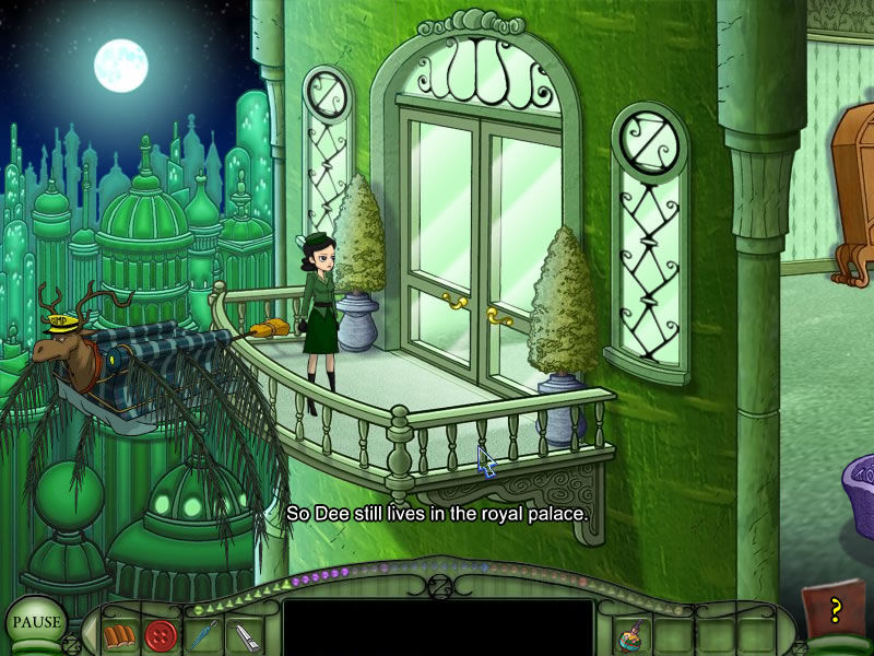 Image result for emerald city confidential game