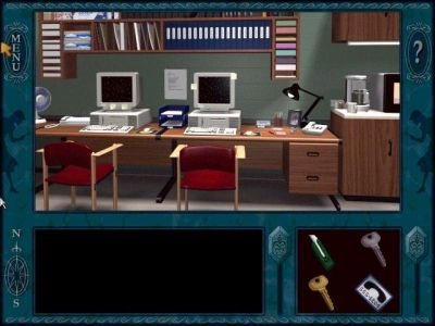 Nancy Drew: Secrets Can Kill Windows Files in the computer will tell you what you need to know
