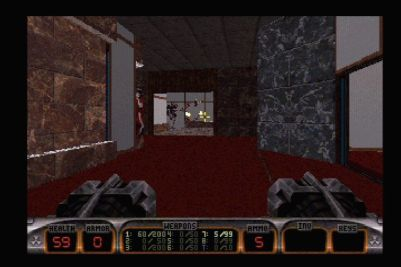 Duke Nukem 3D PlayStation Episode 3: Duke's back in the city.