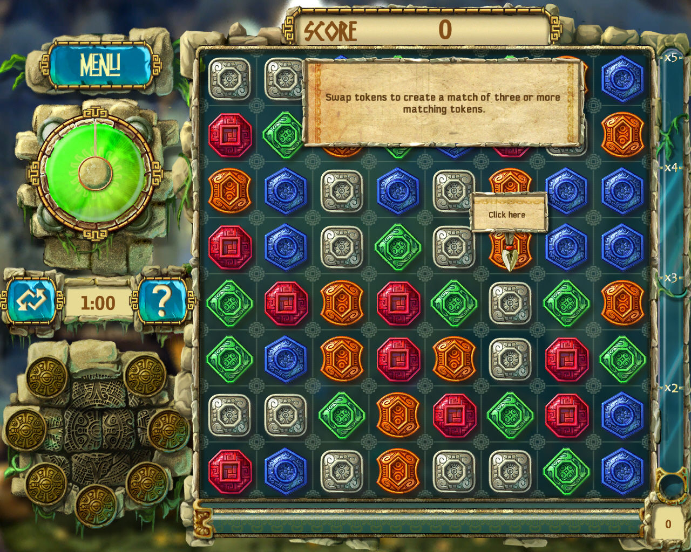 treasures of montezuma 3 screenshots