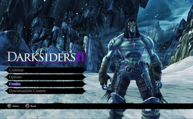 Darksiders Ii Screenshots For Playstation 3 Mobygames