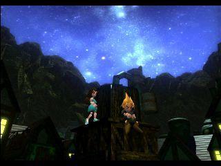 Final Fantasy VII PlayStation Memories