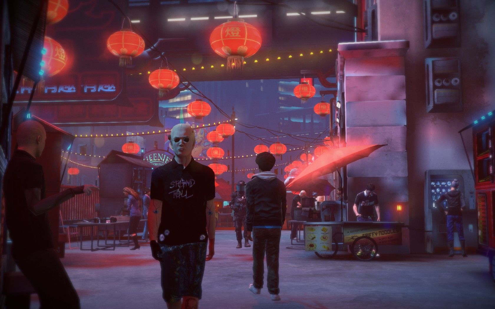 Dreamfall Chapters Windows <i>Book 1</i>: in Chinatown