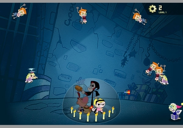 The Fright Before Christmas Billy And Mandy Game | Christmaswalls.co