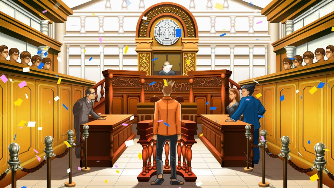 Phoenix Wright: Ace Attorney Trilogy Screenshots for Nintendo Switch -  MobyGames