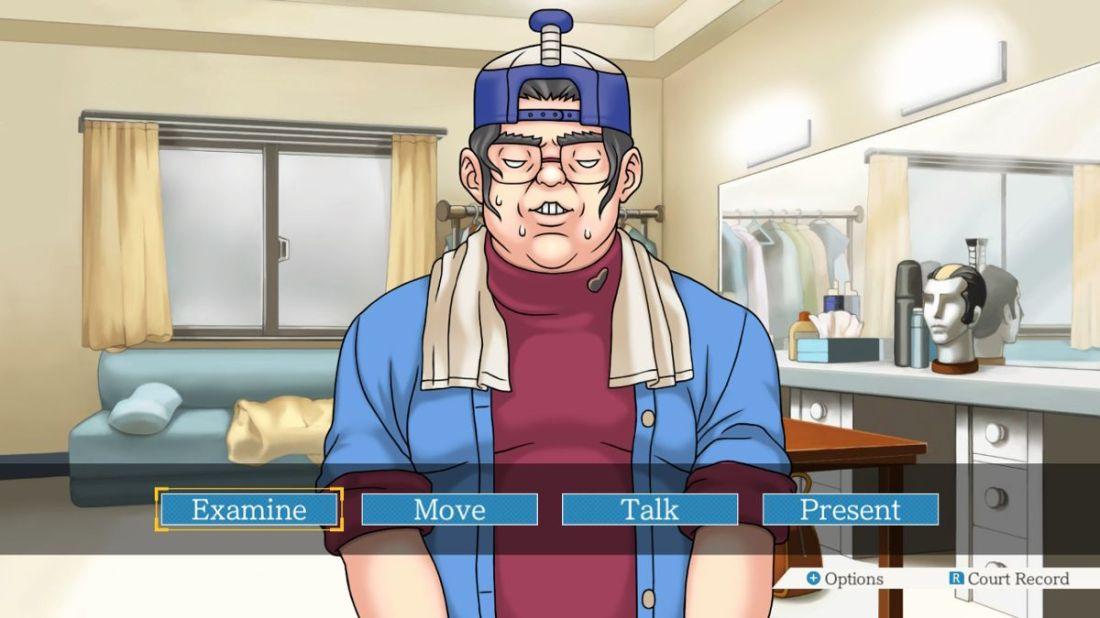 Phoenix Wright: Ace Attorney Trilogy Nintendo Switch Gyakuten Saiban: Talking to the director of the Steel Samurai series