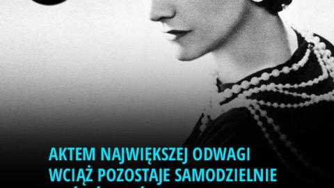 Aktem największej odwagi wciąż pozostaje samodzielnie myśleć. Głośno. – Coco Chanel