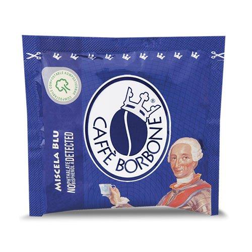 300 Cialde Caffè Borbone Miscela Blu