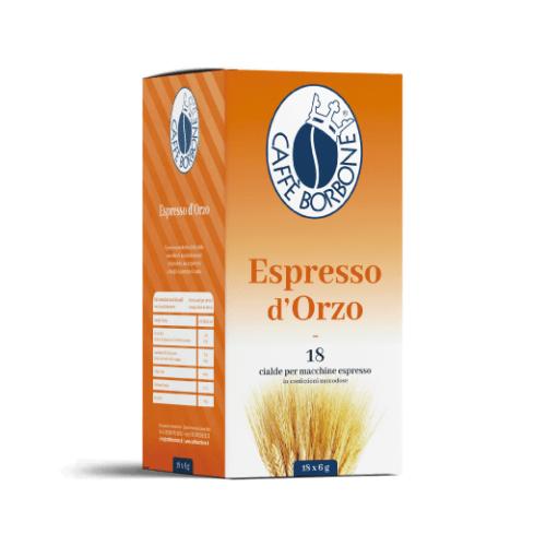 Caffè Borbone Espresso d'Orzo