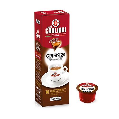 Caffitaly Caffè Cagliari Crem Espresso