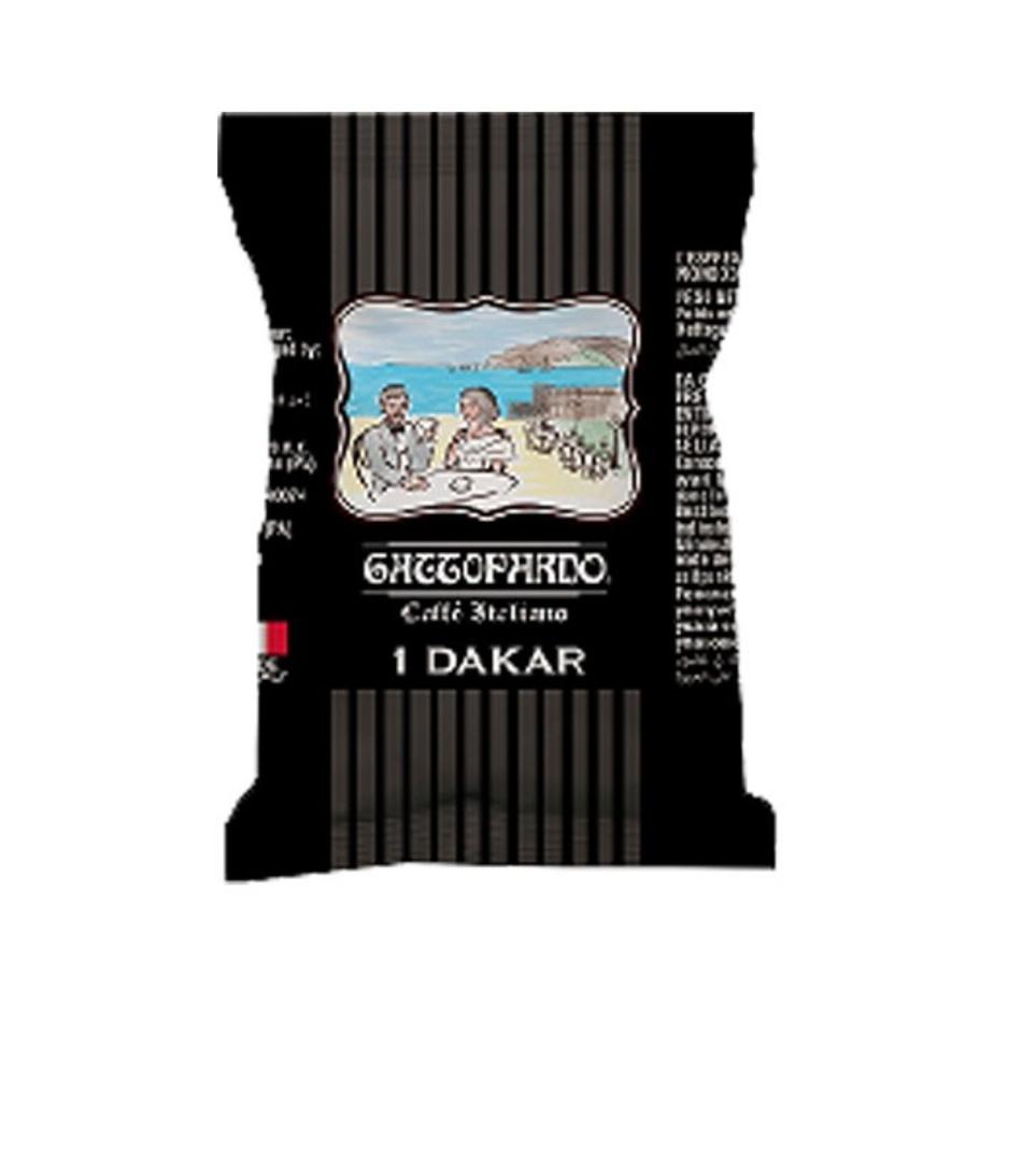 300 Capsule Caffè Gattopardo miscela Dakar compatibili Uno System