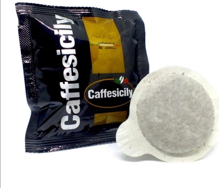 150 CIALDE FILTROCARTA ESE 44MM CAFFESICILY 7,5g