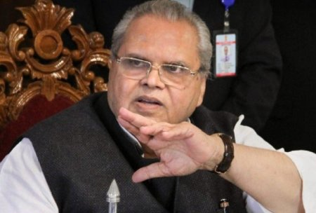Was Told I Will Get Rs 300-cr Bribe If I Clear Deals Of Ambani, Rss-linked Man: Former Jk Guv &# ...