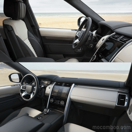 Land Rover | DISCOVERY | Interior