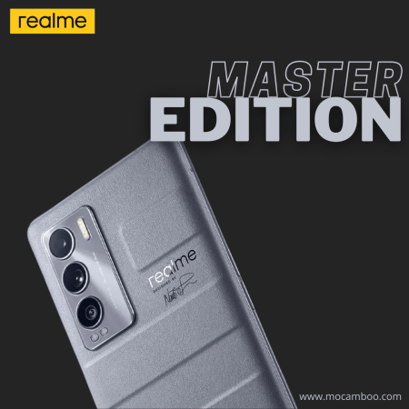 Realme GT Master Edition Global Debut @12:30pm
