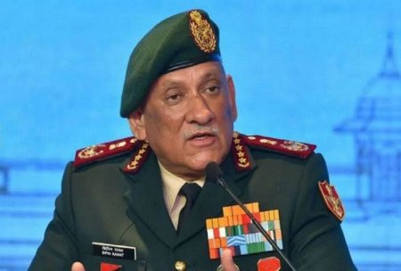 What Is Happening In Afghanistan, We Know Its Overflow Can Happen In Jammu Kashmir: Cds Gen Bipi ...