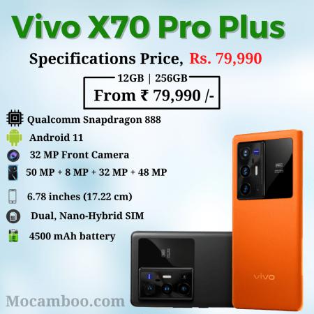 Vivo X70 Pro | Vivo X70 Pro+ | vivo X70 5G launch today Vivo X70 series |