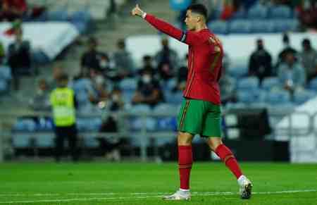 Cristiano Ronaldo opens up regarding possibilty of Portugal retirement