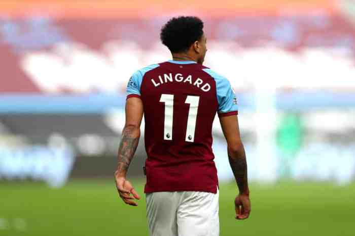 Manchester United midfielder Jesse Lingard reveals how West Ham's no phone policy changed  ...
