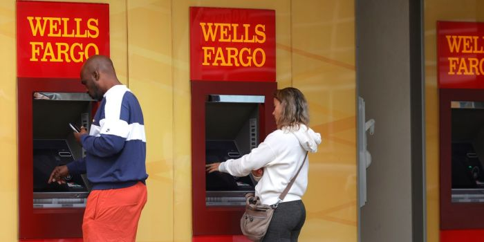 Wells Fargo Stock Rises as Earnings Top Expectations. The 'Cap' Remains.