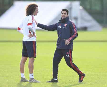 Mikel Arteta hints that Matteo Guendouzi's Arsenal career may not be over just yet