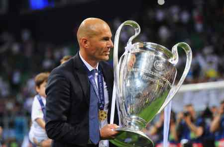 Wenger & Zidane the latest to weigh in on Ballon d'Or debate