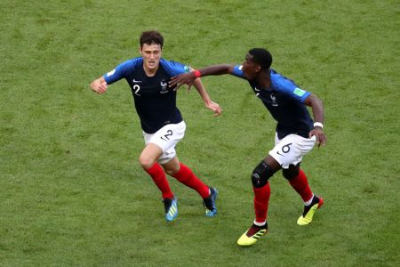 """Benjamin Pavard claims to be """"more complete"""" than Trent Alexander-Arnold"""