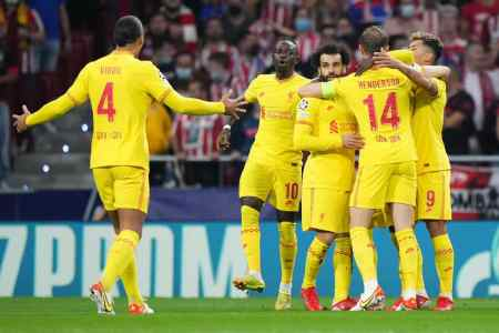 Liverpool star handed zero playing rating following win over Atletico