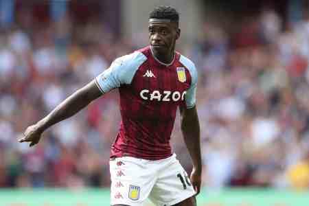 Axel Tuanzebe feels at home at Aston Villa during third loan stint