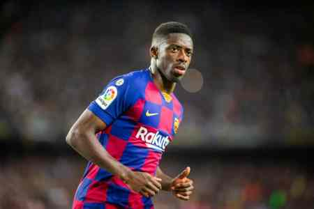 Barcelona tipped to punish contract rebel Dembele amid Newcastle links