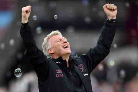 """""""That bargain is now gone"""" David Moyes issues update on future of Declan Rice"""