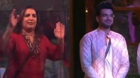 Bigg Boss 15 Weekend Ka Vaar No elimination this week Farah khan thinks Karan Kundrra has winner ...