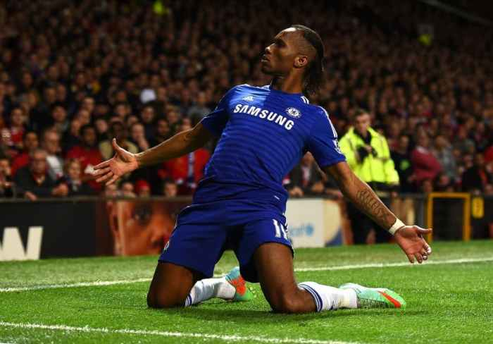 Chelsea fans react as club legend Didier Drogba nets hat-trick in charity match