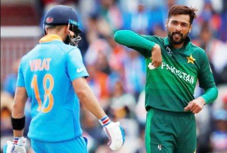 Ind Vs Pak T20 Wc 2021: Mohammad Amir Predicts Winner Of India Vs Pakistan Match, Rohit, Picks K ...