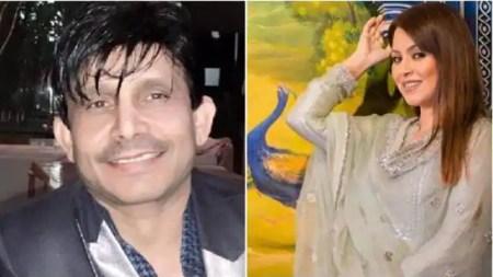 KRK Kamaal Rashid Khan replied Mahima Chaudhry said in Bollywood nobody does talk about virginit ...