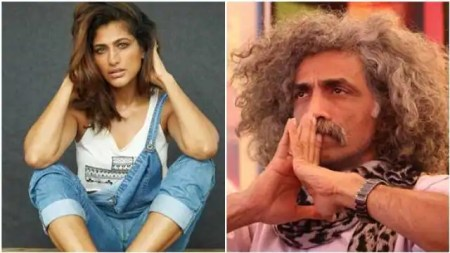 Kubbra Sait revealed why she publicly apologised to Makarand Deshpande when she saw him at a bar ...