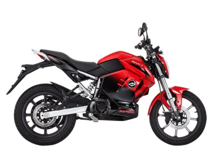 Pre-booking of Revolt RV400 starts, this electric bike will be charged in 5 hours, priced at Rs  ...