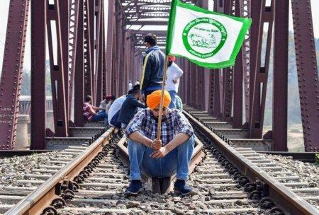 Rail Roko Andolan Today Farmers Will Block The Railway Tracks – रेल रोको आंदोलन: आज सुबह 1 ...
