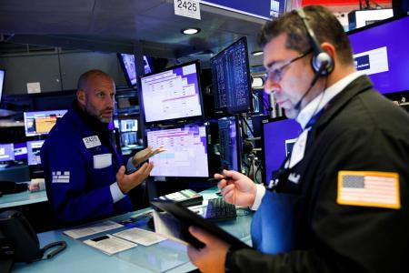 Stock futures drop as inflation concerns outweigh earnings optimism