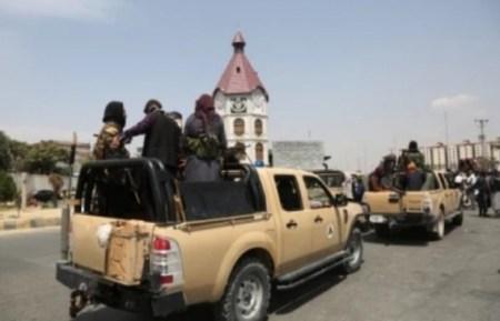 Taliban behead Mahjubin, a member of the Afghan women's volleyball team | तालिबान ने अफगान ...