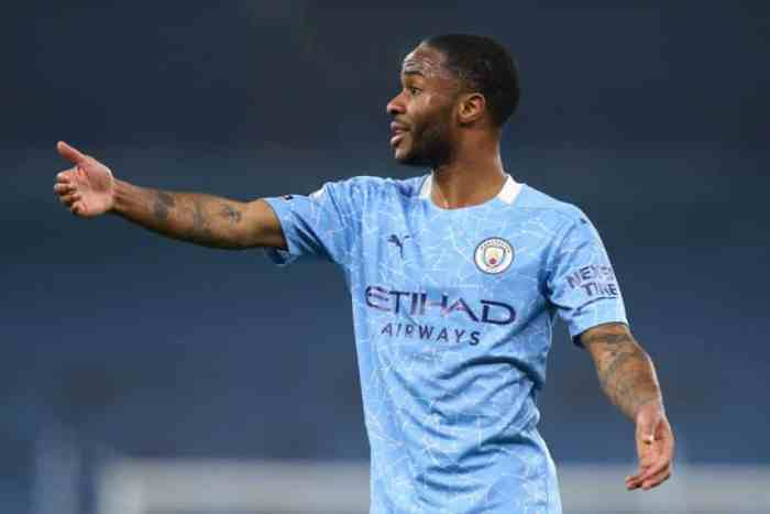 Raheem Sterling drops Manchester City exit hint