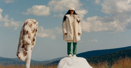Winter's Fluffiest and Furriest Outerwear
