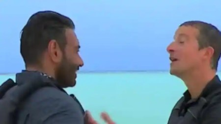ajay devgn funny memes viral of into the wild with Bear Grylls – Entertainment News India