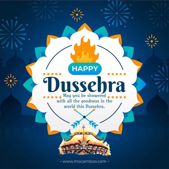 HAPPY DUSSEHRA!!