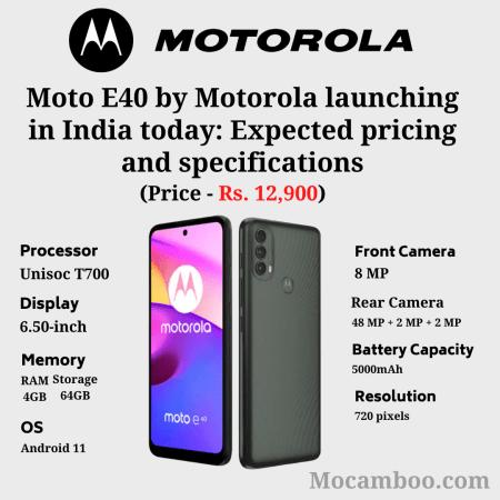 moto e40 specifications | moto e40 price | moto e40 india price | moto e40 india launch today |  ...