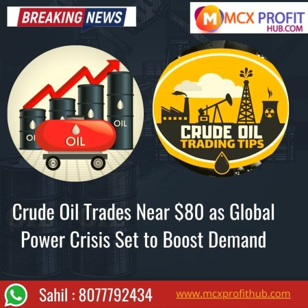 CRUDE OIL NEWS UPDATE BY MCX PROFITHUB OR GET FREE TRIAL CALL @8445092236