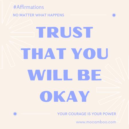 Powerful Affirmations….