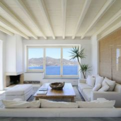 Mediterranean Living Room Black Leather Furniture Ideas Mocha Casa Blog