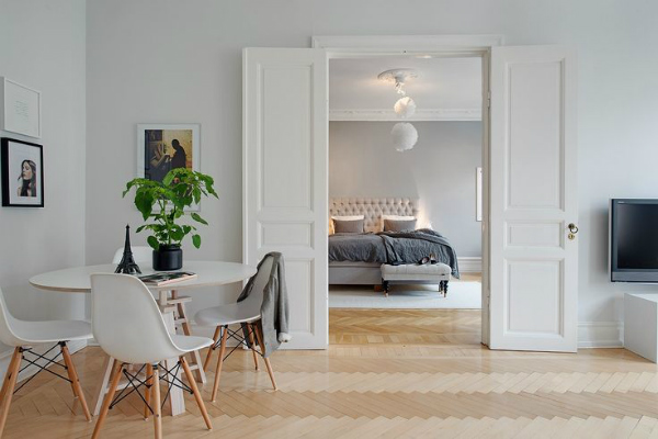 Why Scandinavian Homes Look So Spacious And How To Copy The Look